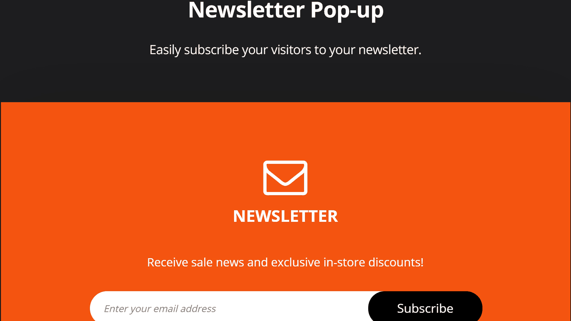 Magento Newsletter