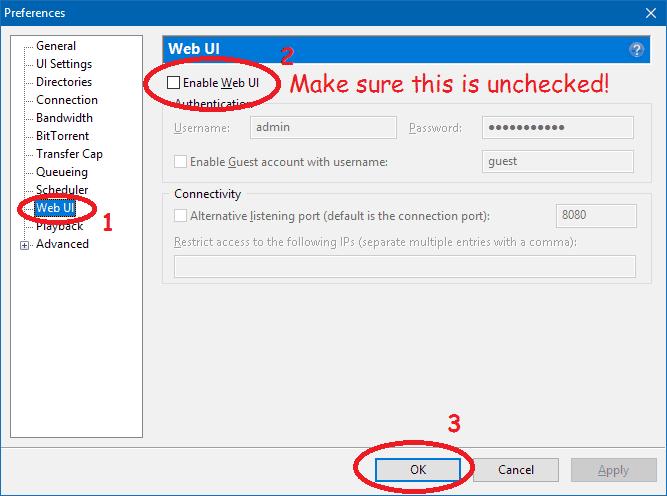 utorrent fix
